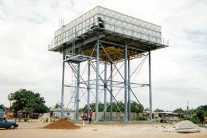 rectangular-water-Storage Reservoir