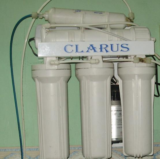 HOME WATER TREATMENTS FILTER
