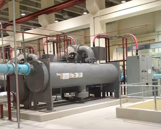 Chilled Water Treatment Program
