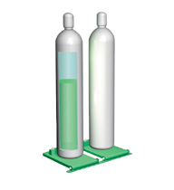 Chlorine Cylinder